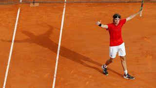Τένις: Θρίαμβος του Τσιτσιπά στη Βαρκελώνη