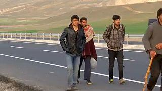 Nέο κύμα Αφγανών προσφύγων στην Τουρκία
