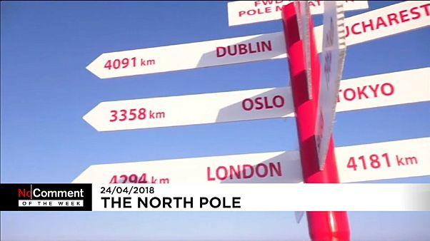 """بالفيديو: أبرز مشاهد """"بدون تعليق"""" لهذا الأسبوع من أوروبا والعالم"""