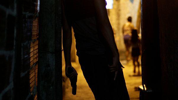Homicídios relacionados com gangues são os mais usuais na América do Sul