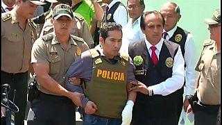 شاهد: أضرم في جسدها النار بسبب رفضها الارتباط به في بيرو