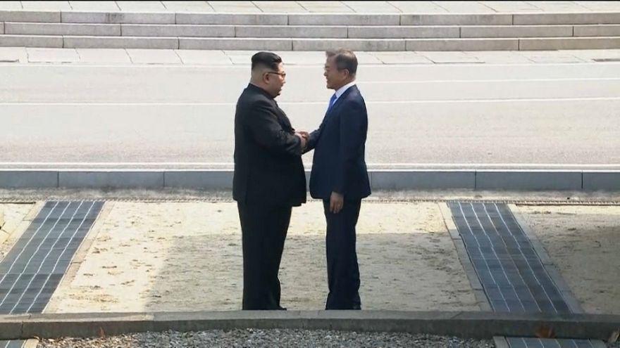 Kore Yarımadası'nda tarihi uzlaşma