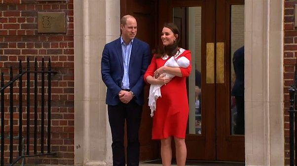Louis Arthur Charles: ecco il nome del terzogenito di William e Kate