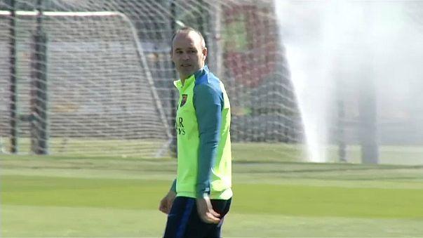 Andres Iniesta sezon sonunda Barcelona'dan ayrılıyor
