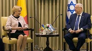 سفر نخست وزیر رومانی به اسرائیل