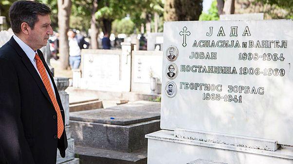 Αθήνα - Σκόπια: Η διπλωματία των πρωτευουσών