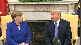 Casa Bianca, prove di disgelo Trump-Merkel