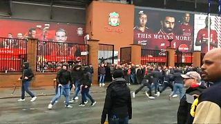 Roma-Liverpool, rencontre classée à hauts risques