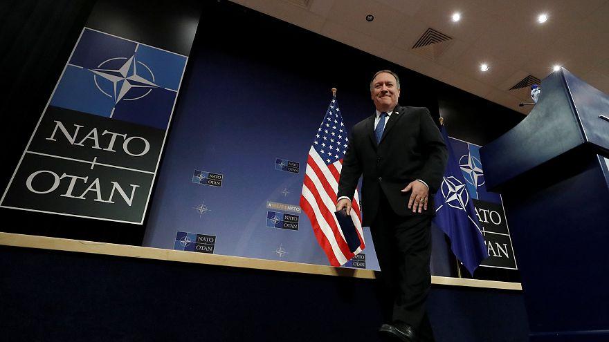 Mike Pompeo à Bruxelles pour rassurer l'OTAN