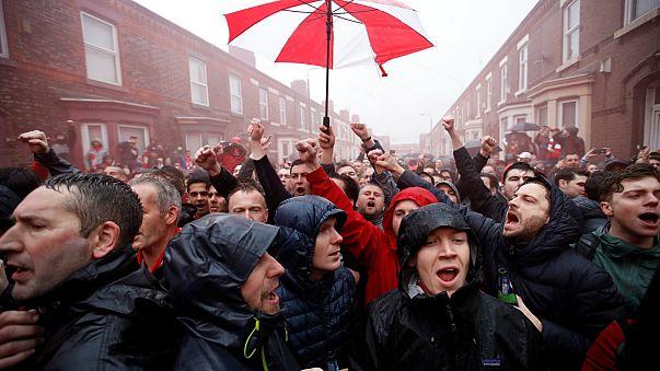 Roma'da Liverpool maçı için ek güvenlik tedbirleri