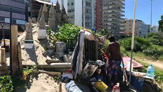 """Бразилия: """"Песочный король"""" Рио"""