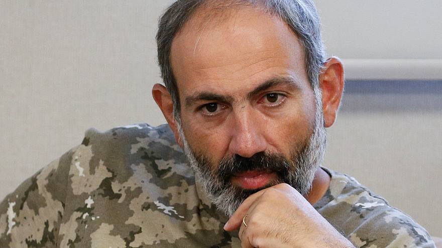 "Arménie : Pachinian ""héros"" de la contestation"