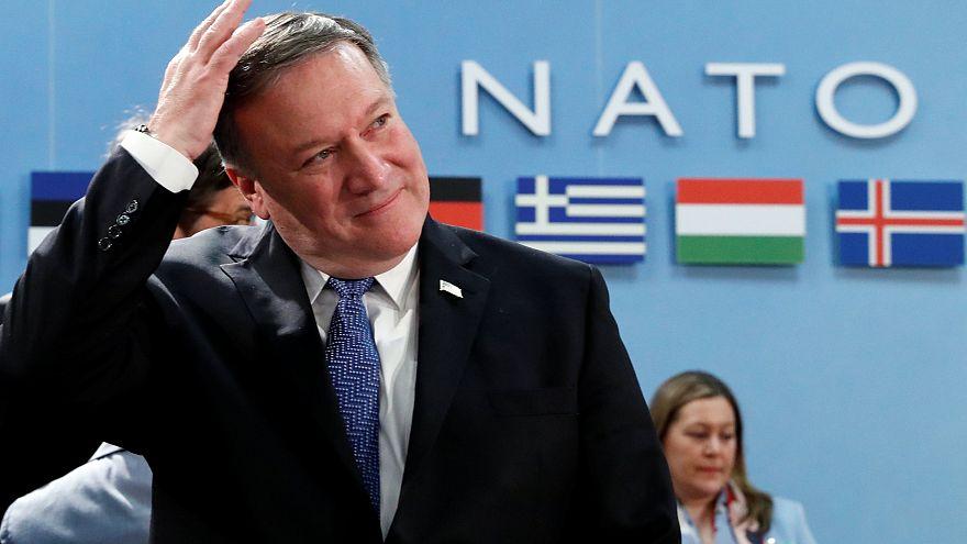 Ο επικεφαλής του Στέητ Ντηπάρτμεντ στη σύνοδο των υπ. Εξωτερικών του ΝΑΤΟ
