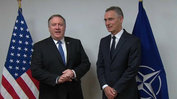 Mike Pompeo elogia NATO