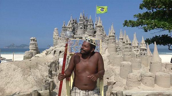 Brasilianer lebt seit 22 Jahren in Sandburg
