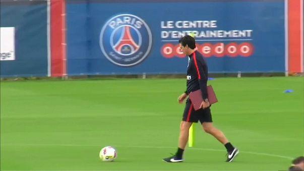 Unai Emery no seguirá en el París Saint-Germain