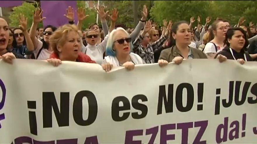Caso Manada: Las protestas ponen sobre la mesa una revisión del Código Penal