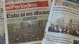 Anhaltende Proteste gegen das Rudelprozess-Urteil