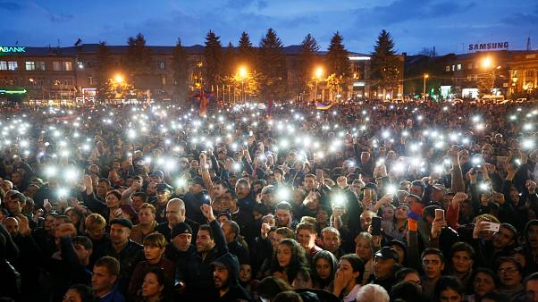 Political crisis deepens in Armenia