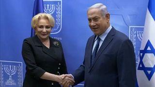 الرئيس الروماني يطالب رئيسة الحكومة بالاستقالة بسبب القدس