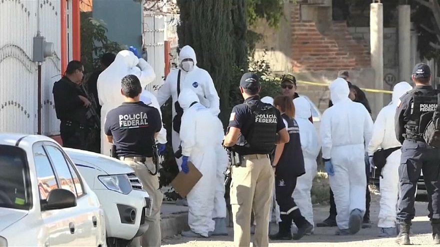 Latin America has highest murder rate