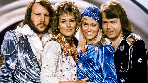 Abba are back in the studio