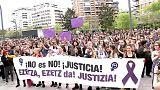La indignación inflama las calles españolas