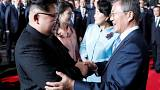 Лидеры Кореи пообещали мир