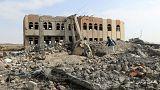 مرگ ۳۸ عضو انصارالله در حمله هوایی عربستان به یمن