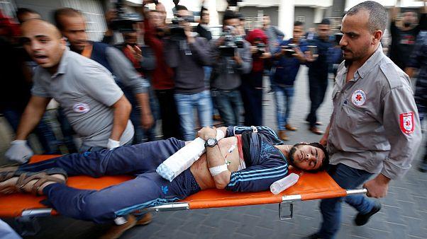 درگیریهای خونین در نوار غزه