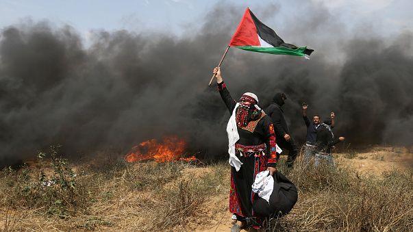 Violência na Faixa de Gaza provoca quatro mortos e centenas de feridos