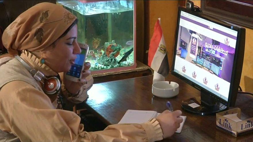 مقر إذاعة المطلقات في مصر