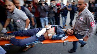 Nouveau vendredi sanglant à Gaza