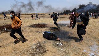 4 νεκροί και πάνω από 800 τραυματίες στα νέα επεισόδια στη Γάζα