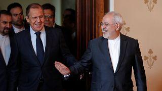 Трехсторонняя встреча по Сирии