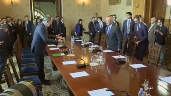 Orosz-török-iráni egyeztetés Szíriáról