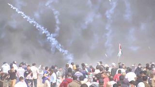 Gaza - jeden Freitag neue Tote
