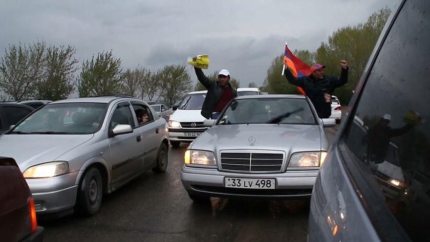 Arménios à espera da mudança