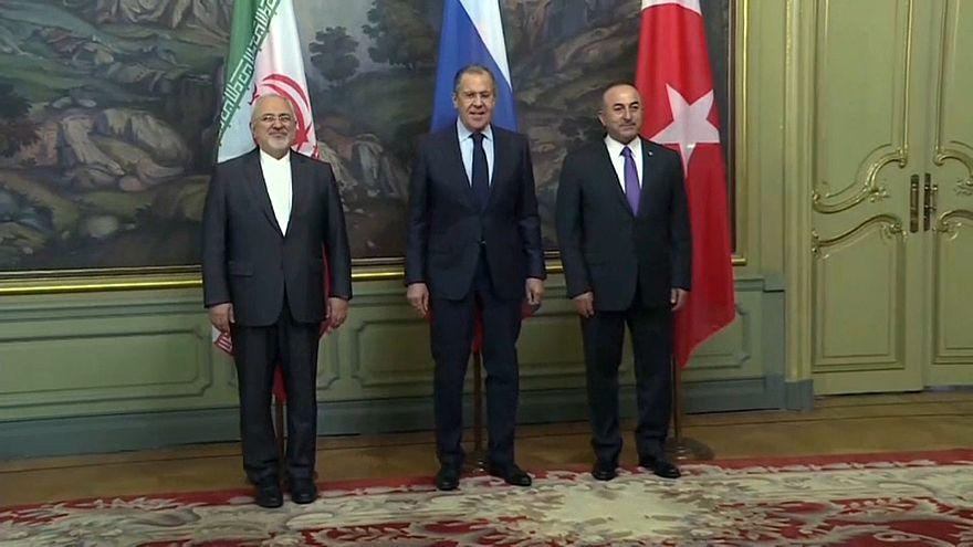 """Главы МИД """"астанинского формата"""" - против раздела Сирии"""