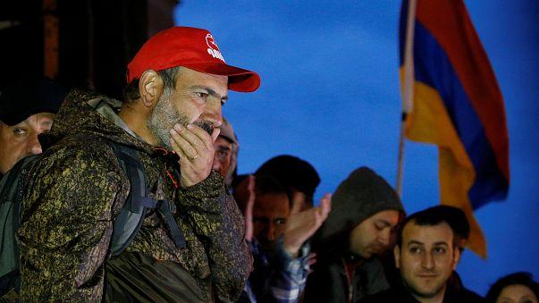 Arménie : la contestation se poursuit
