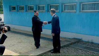 Entschärft Kim die koreanische Bombe?