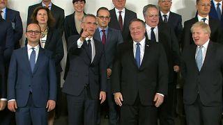 ABD Dışişleri Bakanı Mike Pompeo NATO Zirvesi'nde