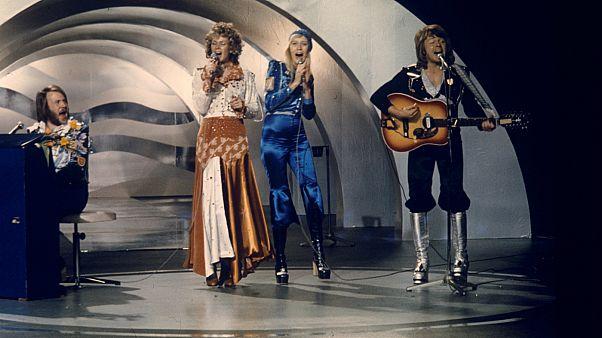 ABBA 30 ayıl aradan sonra stüdyo kaydı yaptı