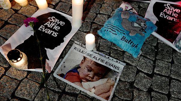 Fallece Alfie Evans en estado terminal