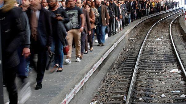 France : 11ème jour de grève à la SNCF