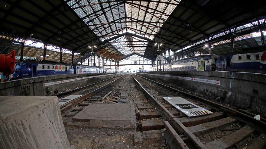 A francia vasutasok újra sztrájkolnak