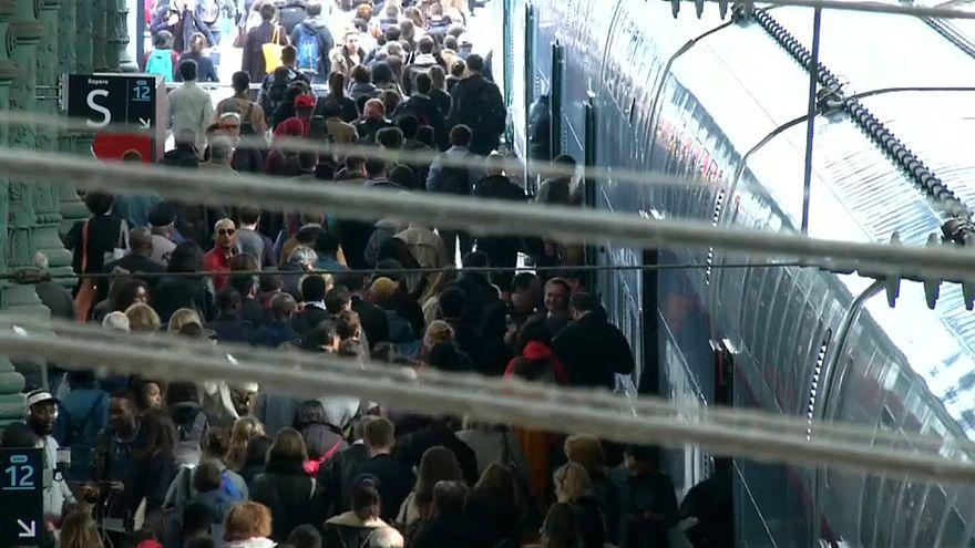 Französische Bahn: Streiks gehen weiter