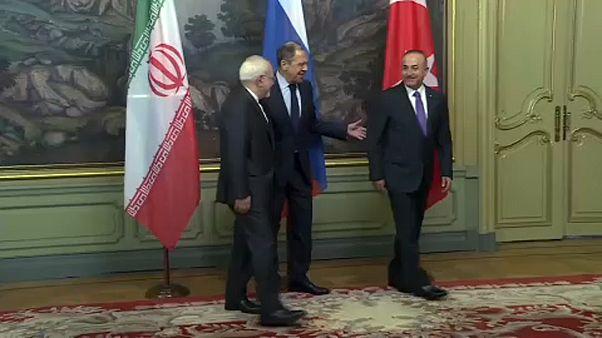 Szíria: nem hozott újat a moszkvai egyeztetés