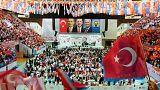 Turchia: al via la campagna elettorale di Recep Tayyip Erdogan
