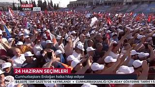 Erdogans Wahlkampf ohne Gegner